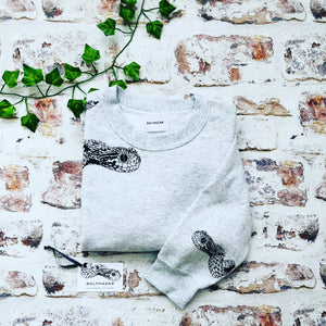 Horned Viper Sweatshirt