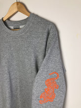 Load image into Gallery viewer, Talisman Tiger sleeved sweatshirt