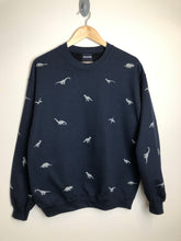 Load image into Gallery viewer, Miniature dinosaur sweatshirt