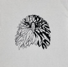 Load image into Gallery viewer, Geometric Eagle t- shirt