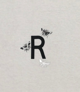 Custom Initial and Bee T-shirt