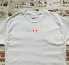 Load image into Gallery viewer, Mini Neon Lightning bolt t-shirt - Trio