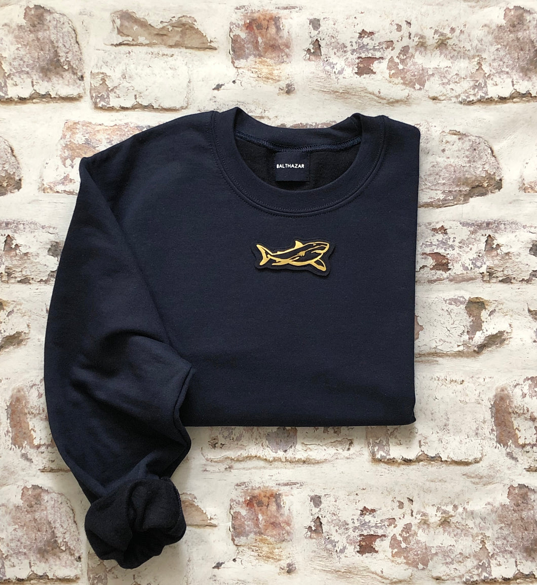 Shark sweatshirt - Unisex -