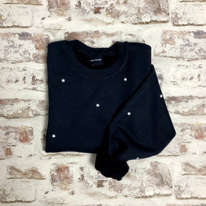 Miniature Star Sweatshirt - unisex