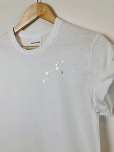 Constellation t-shirt - Personalised Zodiac