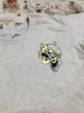 Load image into Gallery viewer, Children's Smoking skull t-shirt