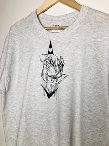 Geometric Jaguar t-shirt