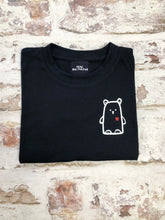 Load image into Gallery viewer, Children's polar bear t-shirt