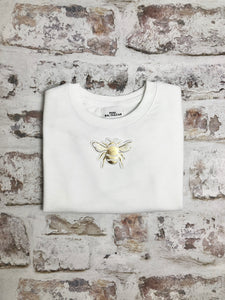 Children's Gold Bee sweatshirt - Mini Balthazar