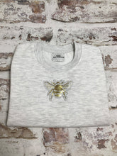 Load image into Gallery viewer, Children's Gold Bee sweatshirt - Mini Balthazar