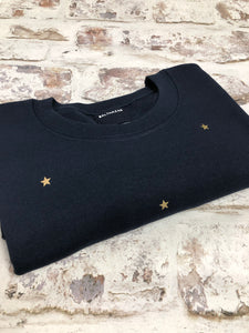 Children's miniature star sweatshirt - Mini Balthazar