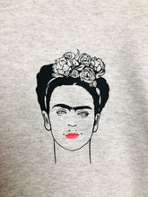 Load image into Gallery viewer, Frida sweatshirt - Inspirational artist quote