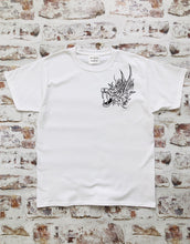 Load image into Gallery viewer, Quetzalcoatl t-shirt - Mayan inspired Dragon tattoo shirt