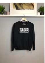 Load image into Gallery viewer, 7 Days block print sweatshirt