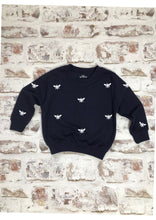 Load image into Gallery viewer, Children's Miniature bee sweatshirt - Mini Balthazar