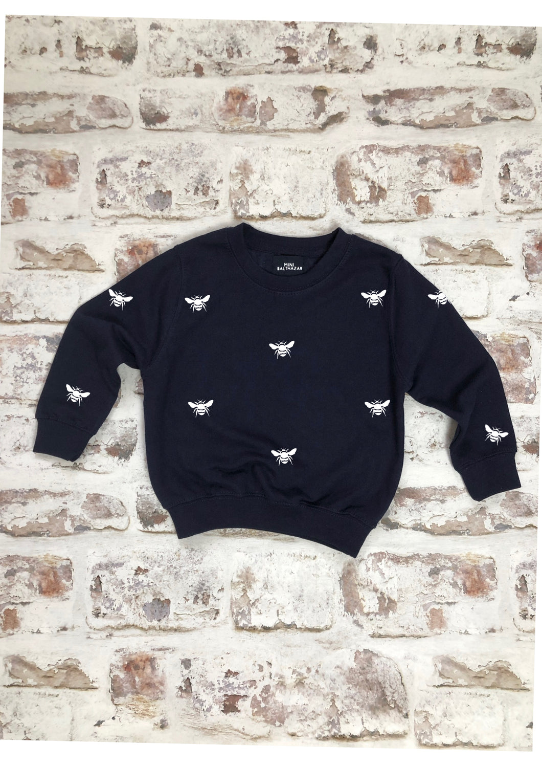 Children's Miniature bee sweatshirt - Mini Balthazar