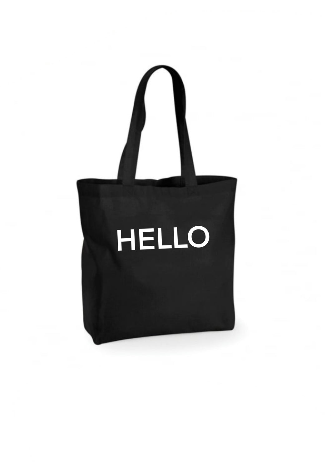Hello Tote bag - Large