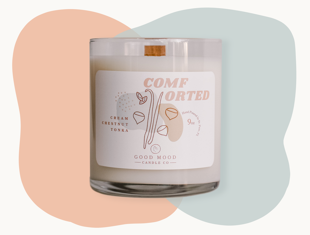 Comforted Candle