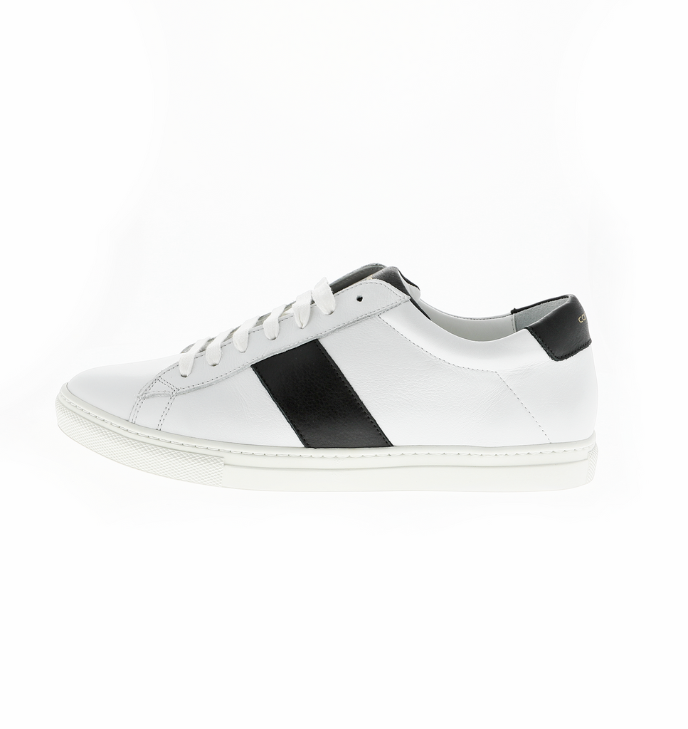 Low stripe white-black | camino71