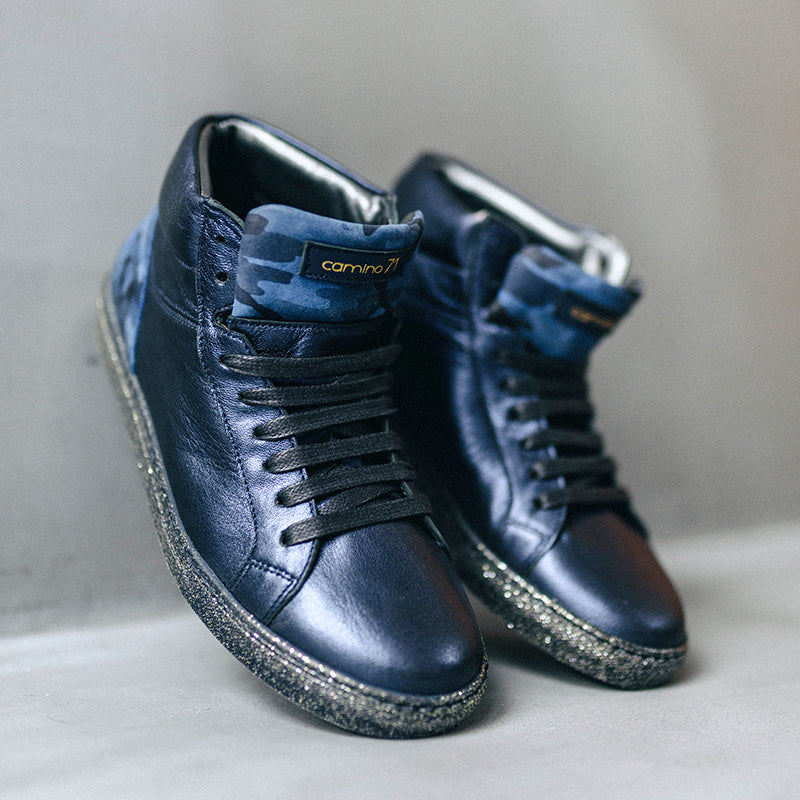 71 HIGH NAVY/CAMOUFLAGE
