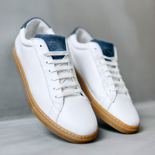 71 LOW WHITE | BLUE