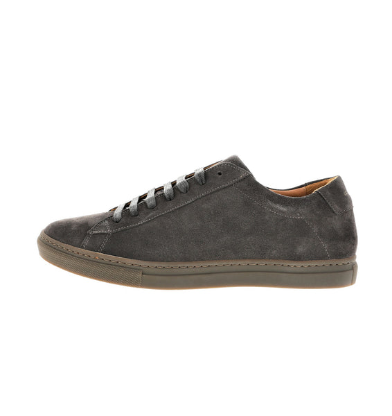 men sneaker in antra suede leather | camino 71