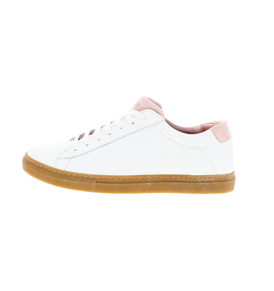 white leather sneaker | camino71