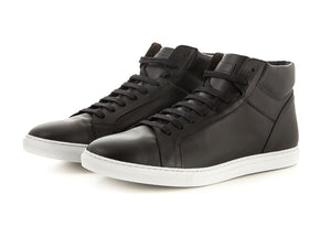 High leather sneaker made for men | camino71