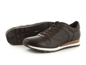 Men's business shoes made of soft leather | camino71