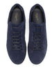 Handmade suede leather sneaker  blue | camino71