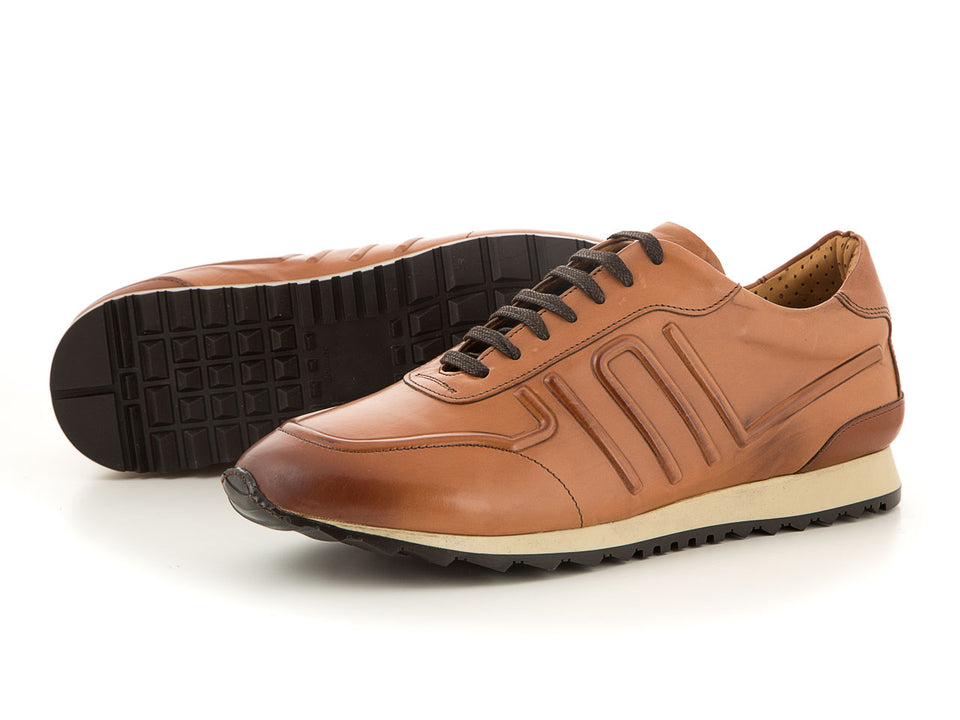 High-quality men's sneaker made of soft leather | camino71