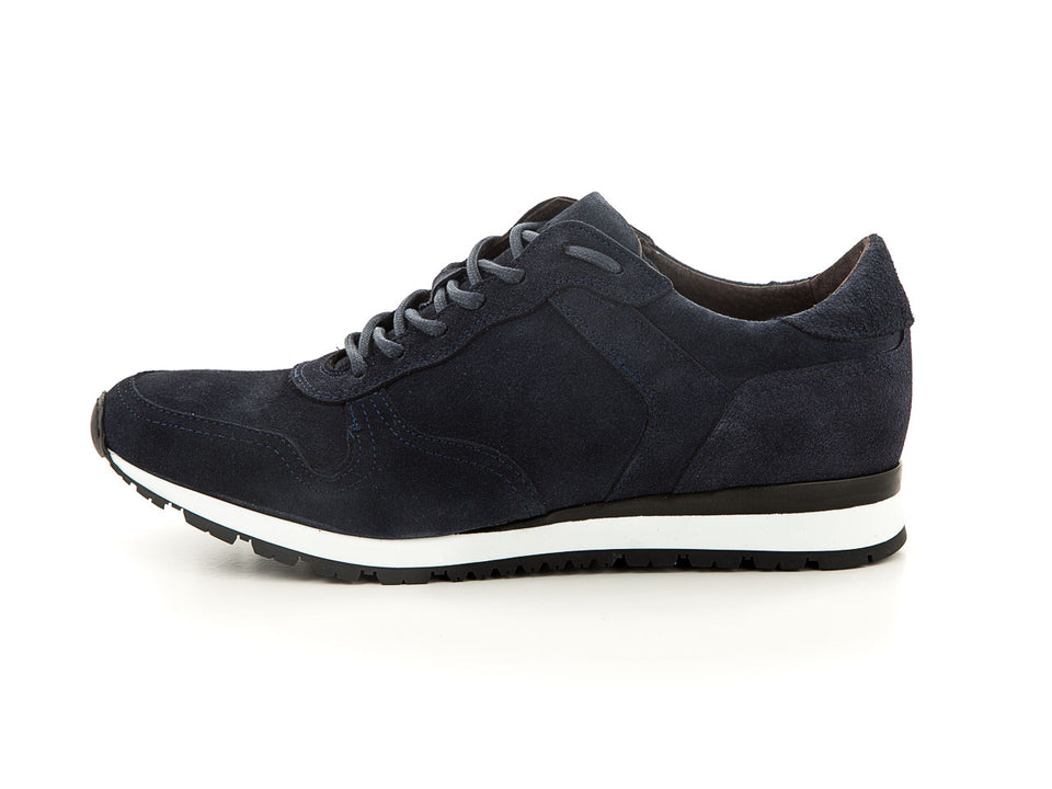 Sporty men's shoes all blue business | camino71