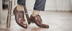 High-quality handmade leather shoes business | camino71