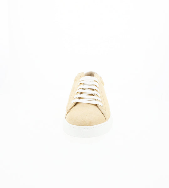 71 LOW SUEDE BEIGE | WHITE