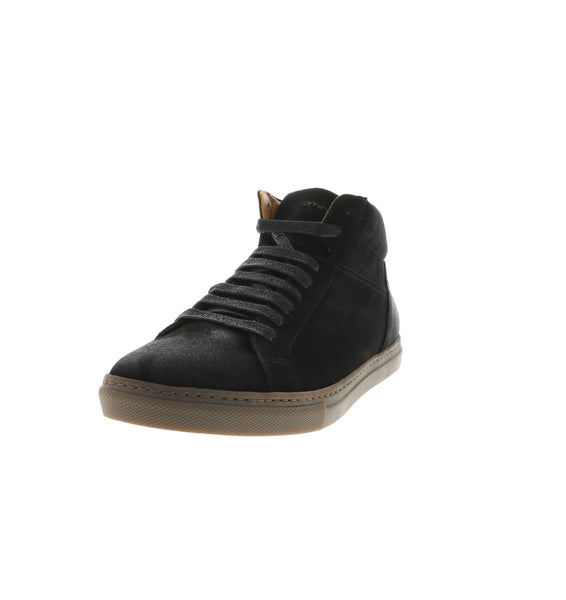 71 HIGH SUEDE BLACK
