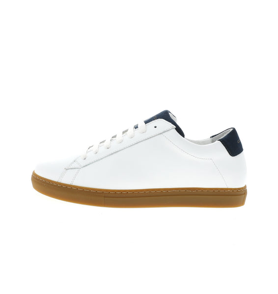 Low white-blue sneaker | camino71
