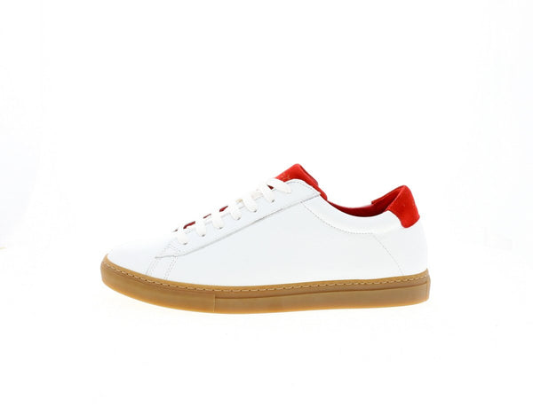 71 LOW WHITE | RED