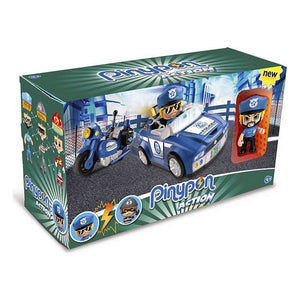 Playset Pinypon Action Police Famosa