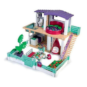 Playset Mymy City Holiday House Famosa