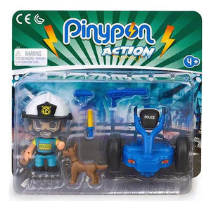 Playset Pinypon Action Segway Famosa