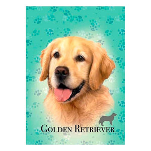 Djur Pussel Golden Retriever Educa (100 pcs)