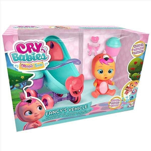 Playset Cry Babies IMC Toys Fancy's Vehicle