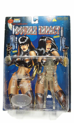 Skybolt Toyz Double Impact Crystal Edition China action figure New!