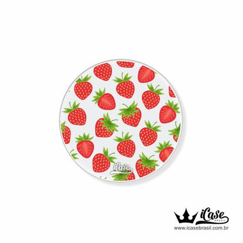 Pop Socket - Morango - 1