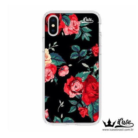 Capinha Rose in Black - 1