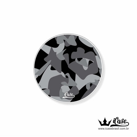 Pop Socket  - Camuflagem - 2