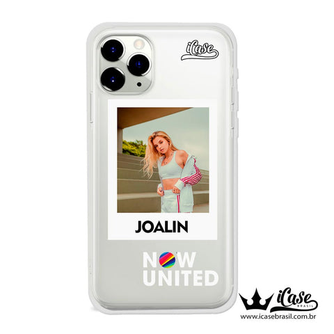 Capinha Now United - Membros -  Joalin - 1