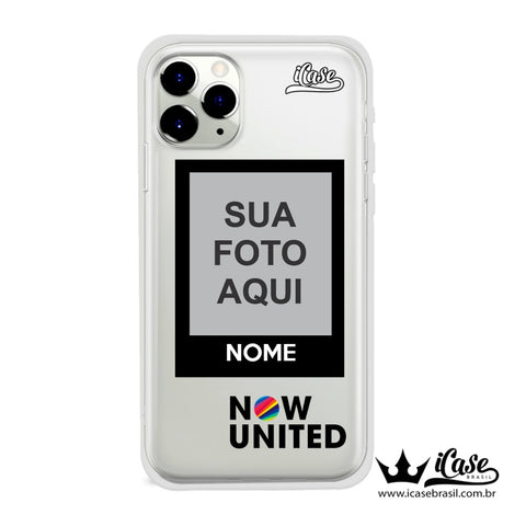 Capinha Now United - Com Foto - 1