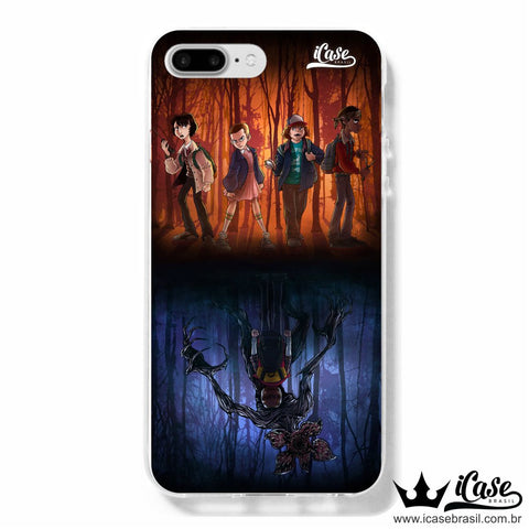 Capinha Stranger Things - 2