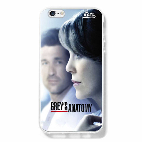 Capinha Greys Anatomy - 1